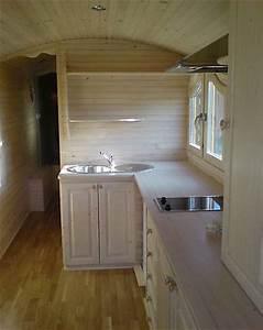 Wohnwagen Anbau Aus Holz : wohnwagen aus holz innenansicht innenraum mit k che ~ Markanthonyermac.com Haus und Dekorationen
