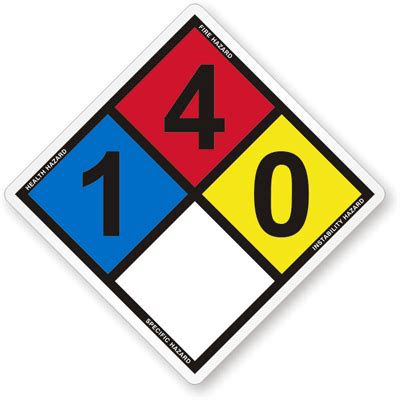nfpa signs nfpa  signs nfpa  diamond signs