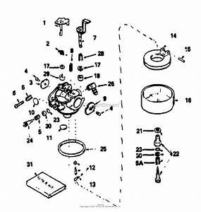 Briggs And Stratton Power Products 9085-1