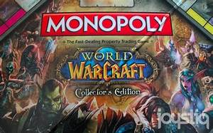 World Of Warcraft Monopoly Collector