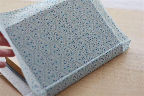 Amy J Delightful Blog Fabric Covered Book Howto Tutorial