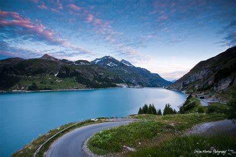 le lac du mont cenis by cromozone on deviantart