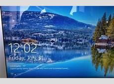 How to Customize the Windows 10 Lock Screen « Windows Tips