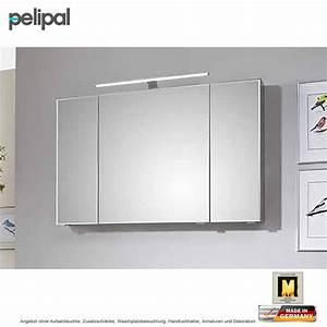 Spiegelschrank 110 Cm : pelipal solitair 6110 spiegelschrank 110 cm impulsbad ~ Indierocktalk.com Haus und Dekorationen