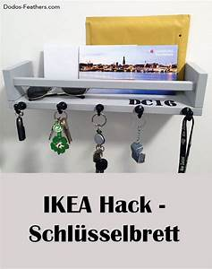 Ikea Hacks Flur : ikea bekv m als schl sselbrett diy pinterest ikea schl sselbrett und ikea m bel hacks ~ Orissabook.com Haus und Dekorationen
