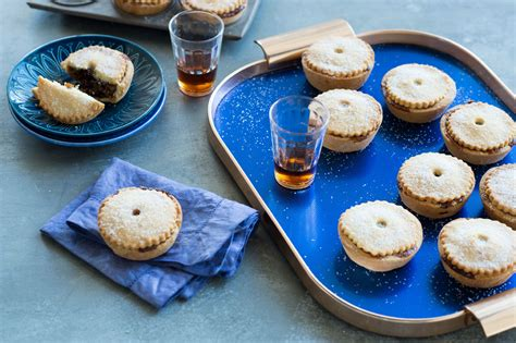 fruit mince pies christmas recipes sbs food