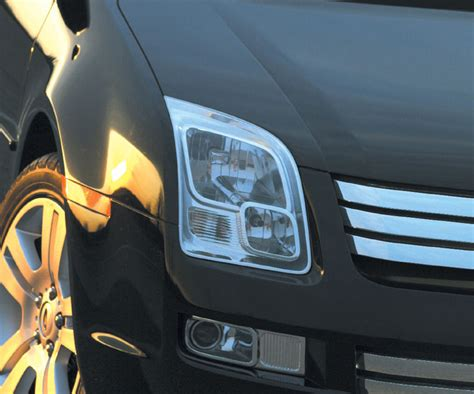 2007 ford fusion headlight picture pic image