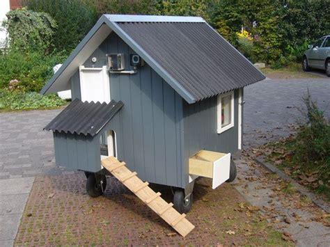 Hühnerhausmobil  Hühnerstall, Garten, Hühnerhaus, Rollbar
