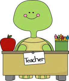 Cute Teacher Clip Art