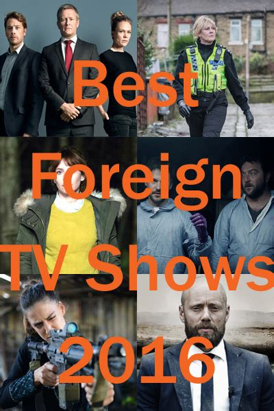 Best Foreign Best Foreign Tv Series Of 2016 Netflix Tv Shows Review