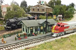 Model Railroading - N Scale to C Gauge - Lionel and Many ...