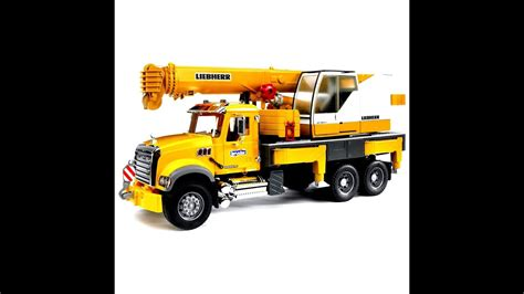 Big Toy Trucks For Children, Kids Trucks Toys