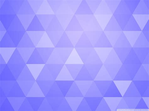 Purple Abstract Geometric Triangle Background 4k Hd