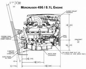 V8 Mercruiser Wiring Diagram