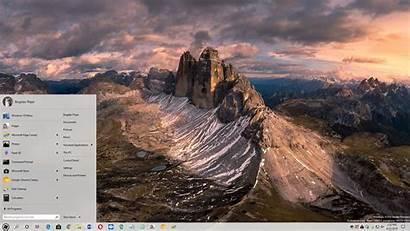 Windows Start Menu Update App Optimized Hands
