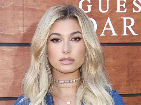 Hailey Baldwin Is Coming Out With Her Own Makeup Line