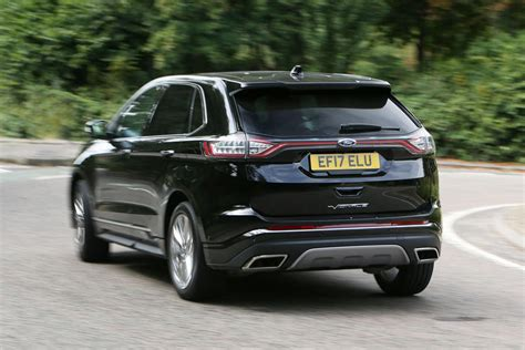 Ford Edge Style Change by Ford Edge Vignale Uk 2017 Review Autocar