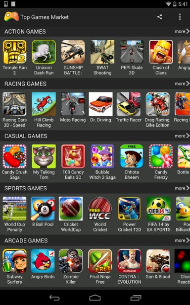 Top Games Free Market  Download Apk For Android Aptoide