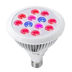 high efficient 24w led grow light taotronics plant grow