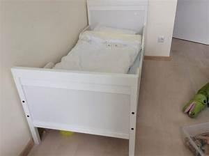 Kinderbett 70 X 160 : ikea kinderbett wei 70 x 160 sundvik in unterhaching baby und kinderartikel kaufen und ~ Bigdaddyawards.com Haus und Dekorationen