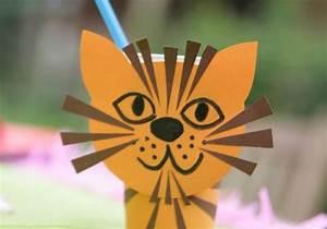 Basteln Mit Plastikbecher : basteln mit kindern kostenlose bastelvorlage basteltipps f r den kindergeburtstag tiger ~ Orissabook.com Haus und Dekorationen