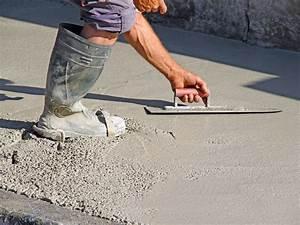 Comment Faire Des Joints De Dalles Exterieur : r aliser un plancher de maison en b ton fibr ~ Premium-room.com Idées de Décoration