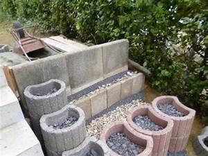 Steine Für Terrasse : suche pflanzk bel blumenringe u steine l steine in ~ Michelbontemps.com Haus und Dekorationen