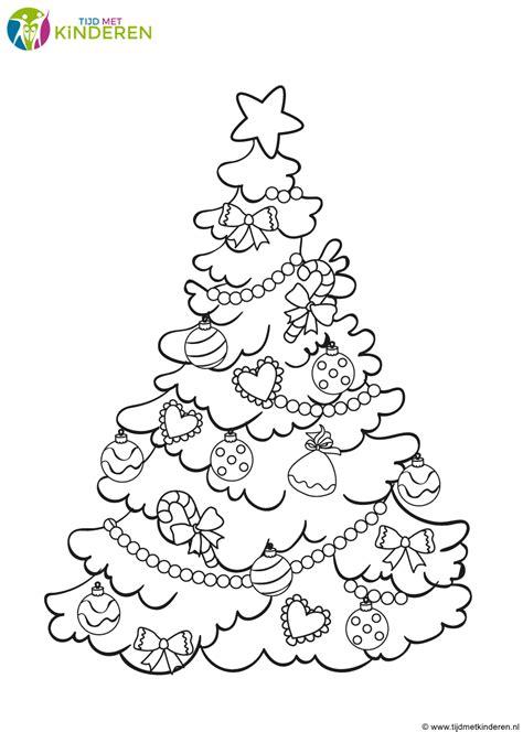Kleurplaat Kerstboom Met Pakjes by 20 Idee Kleurplaat Kerstboom Groot Win Charles