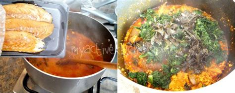 This soup can be prepared with vegetables or. Pin on Egusi soup recipes