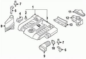 1999 Volkswagen Passat Engine Diagram
