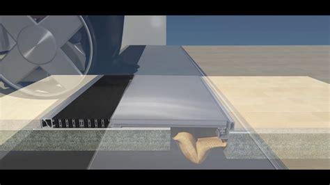 giunti di dilatazione per pavimenti terrazzi giunto di dilatazione a pavimento per edifici con