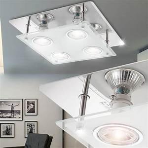 12W LED Deckenleuchte Deckenlampe Wohnzimmer Esszimmer