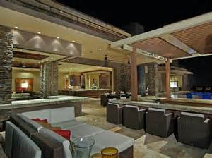 country modern kitchen ideas las vegas luxury homes outdoor spaces outdoor kitchens