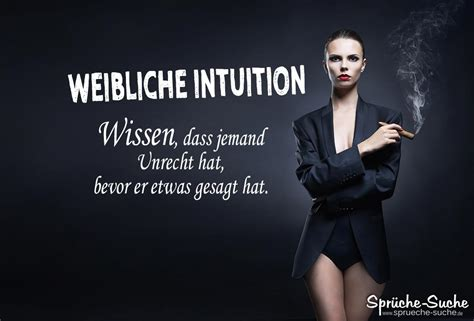 weibliche intuition lustiger spruch f 252 r frauen spr 252 che