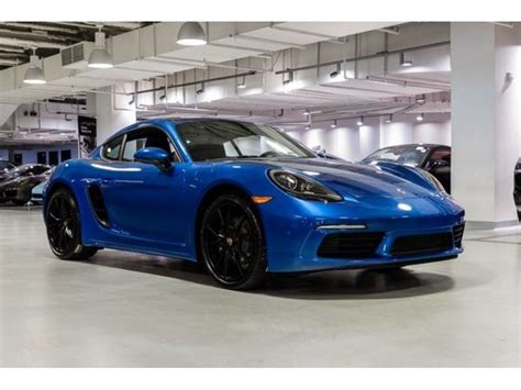 Find great deals on thousands of porsche 718 boxster for auction in us & internationally. 2018 Porsche 718 Cayman For Sale   GC-31270   GoCars
