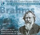 An Emotional Journey: Clarinet Works of Johannes Brahms ...