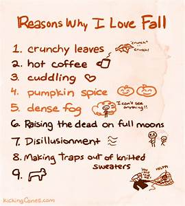 Reasons Why I Love Fall Pictures, Photos, and Images for ...