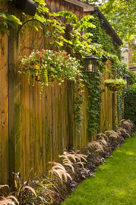 fence hanging planters for hanging baskets proven winners
