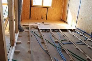 Isolation Phonique Plancher Bois Existant : isolation phonique v1 double tasseaux le blog d 39 eddy ~ Edinachiropracticcenter.com Idées de Décoration
