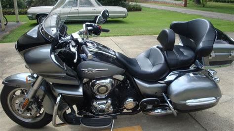 2010 Kawasaki Voyager by Buy 2010 Vulcan Voyager Vn1700 B Abs No Reserve 5500 On