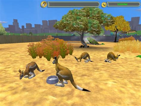 image bridled nailtailed wallabyjpg zoo tycoon wiki