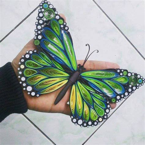 best 25 quilling butterfly ideas on paper