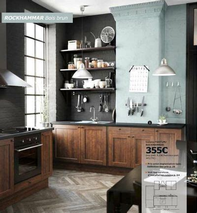 cuisine bois massif ikea cuisine bois noir ikea cuisine en image
