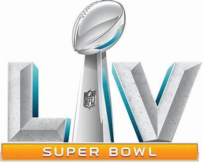 Bowl Superbowl Cbs Nfl 55 Lv Sunday