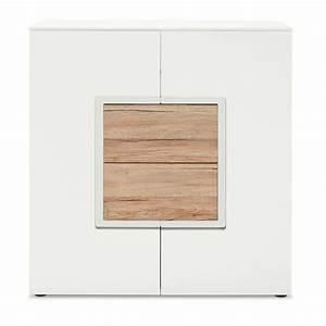 Sideboard Weiss Hochglanz Lack : set one by musterring sideboard arizona wei lack hochglanz online kaufen bei woonio ~ Buech-reservation.com Haus und Dekorationen