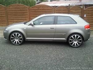 Audi A3 Tfsi : audi a3 2 0 tfsi quattro photos and comments ~ Gottalentnigeria.com Avis de Voitures