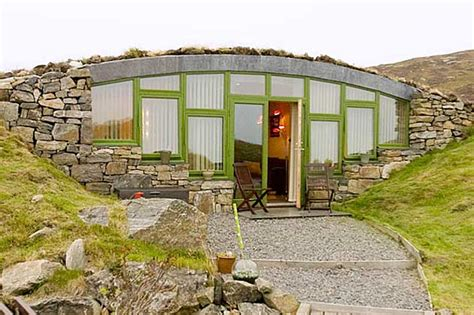 Underground House by Earth Homes Now Underground Berm Rammed Sheltered Houses