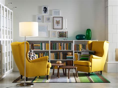 Wonderful Yellow Living Room Chairs Design Yellow Accent
