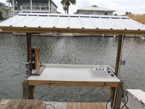 fish cleaning table with sink bass pro 26 best images about fish station on tables