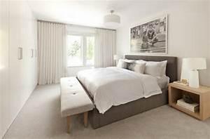 Design Schlafzimmer Komplett : skandinavisches design im schlafzimmer 15 beispiele ~ Bigdaddyawards.com Haus und Dekorationen
